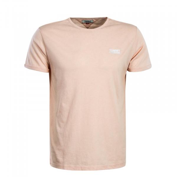 Herren T-Shirt TJM Modern Jaspe Rosa