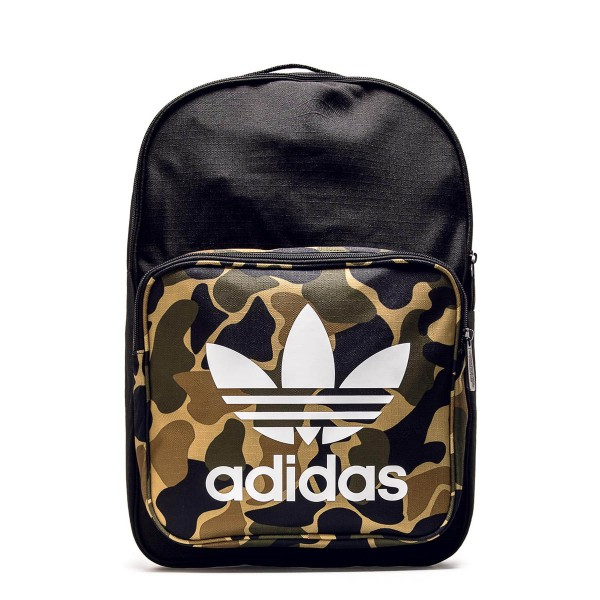 Adidas Backpack Classic BP Camo BlkOlive