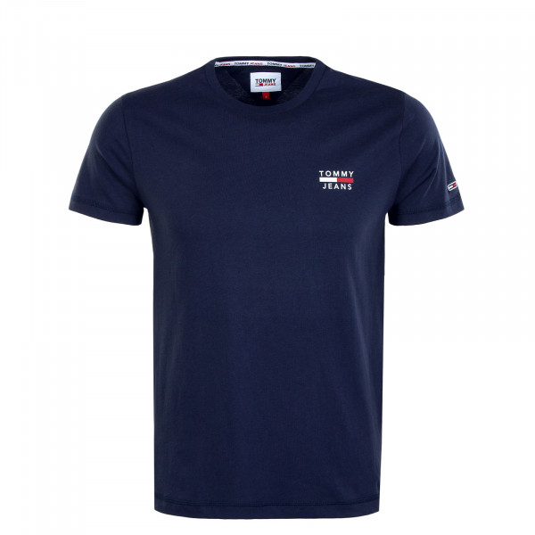 Herren T-Shirt - Chest Logo Tee 10099 - Twilight Navy