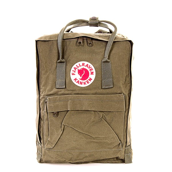 Fjäll Räven Backpack Kanken Green