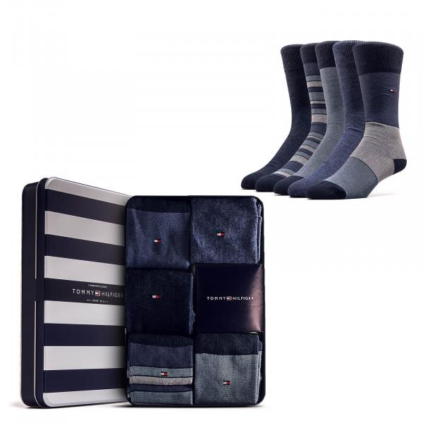 5er-Pack Socken Giftbox Biredeye Navy