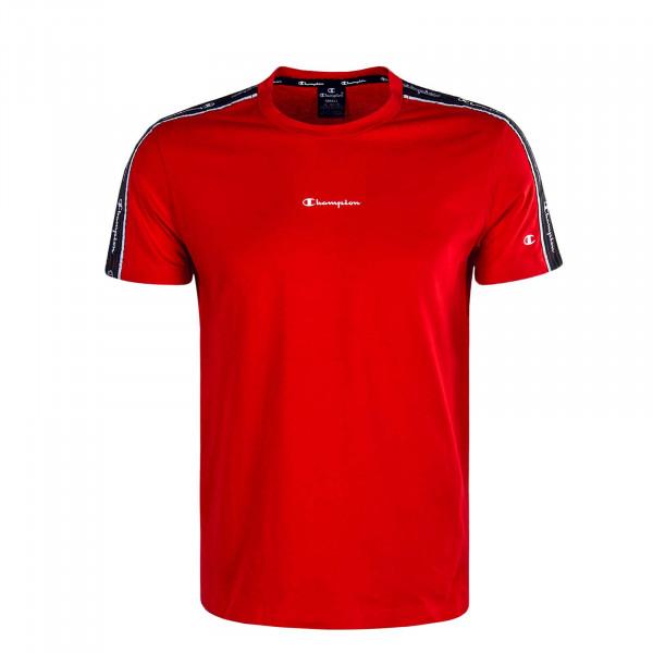 Herren T-Shirt 214229 Red
