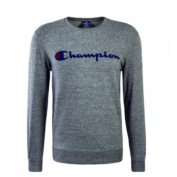 Herren Sweatshirt 428 Grey