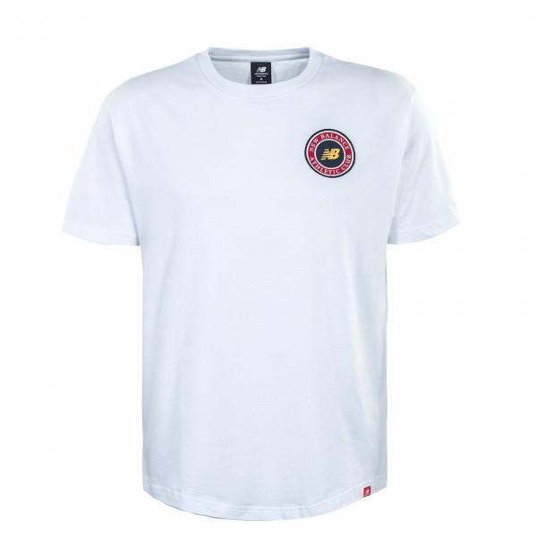 Herren T-Shirt - Essentials Tee MT13535 - White
