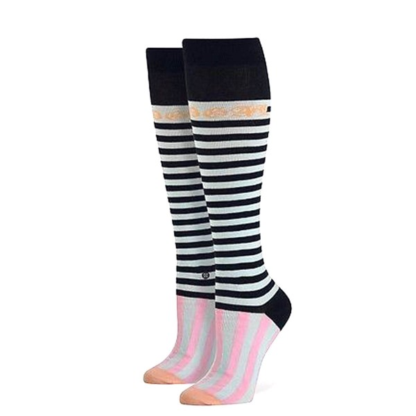 Damen Socken Rihanna Candy Blue Black