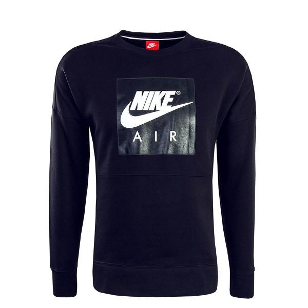 Nike Sweat Air FLC Black White
