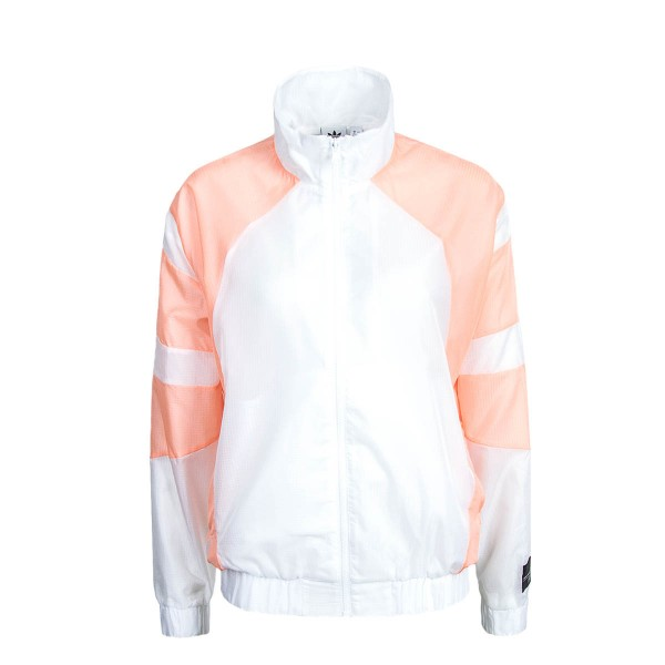 Adidas Wmn Jkt EQT Track Top White Coral