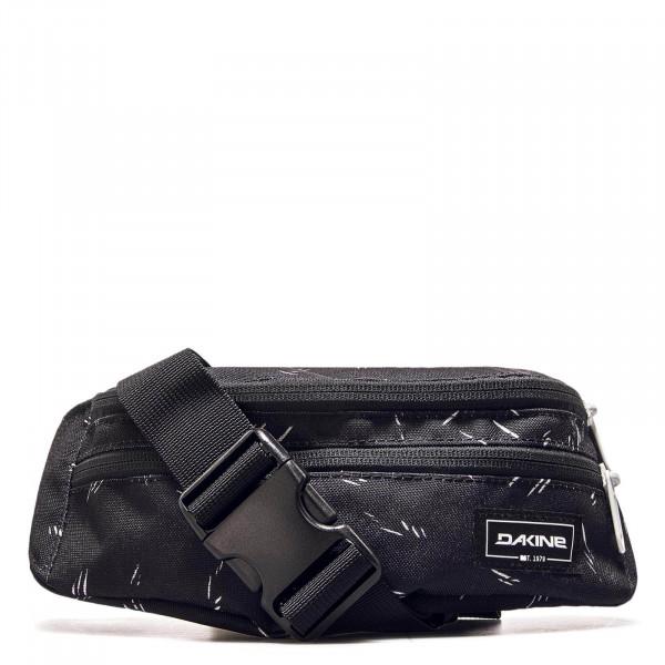 Classic Hip Bag Slash Dot Black