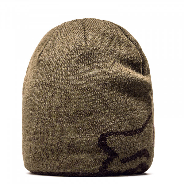 Fox Beanie Streamliner Olive Black