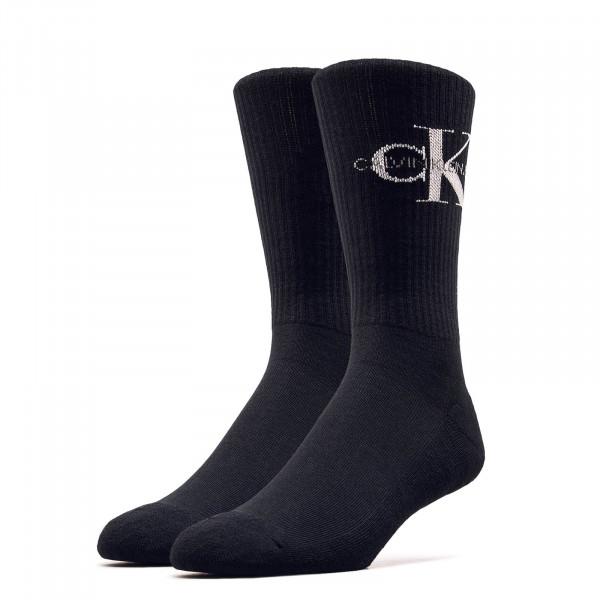 Socken Crew Jeans 1816 Black
