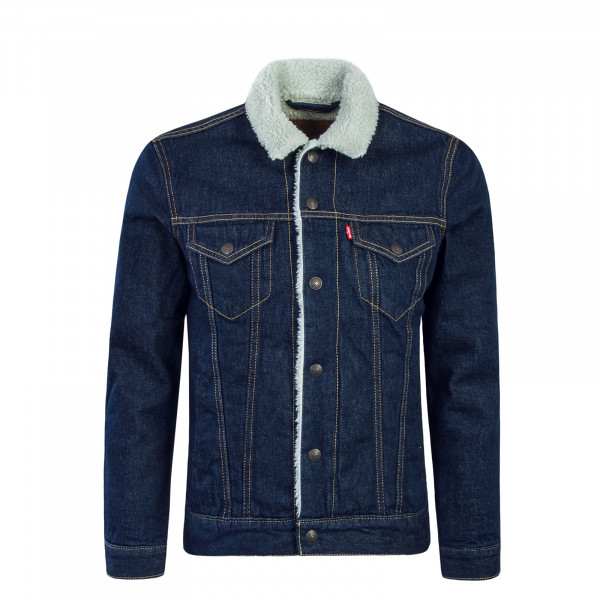 Levis Jeans Jkt Sherpa Trucker Rockridge