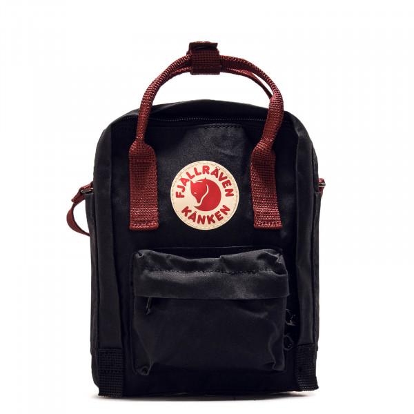 Bag Kanken Sling Black Red
