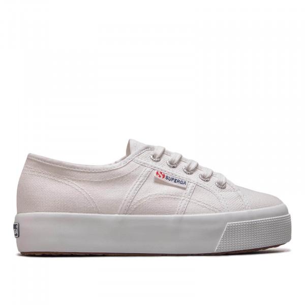 Damen Sneaker Cotu White
