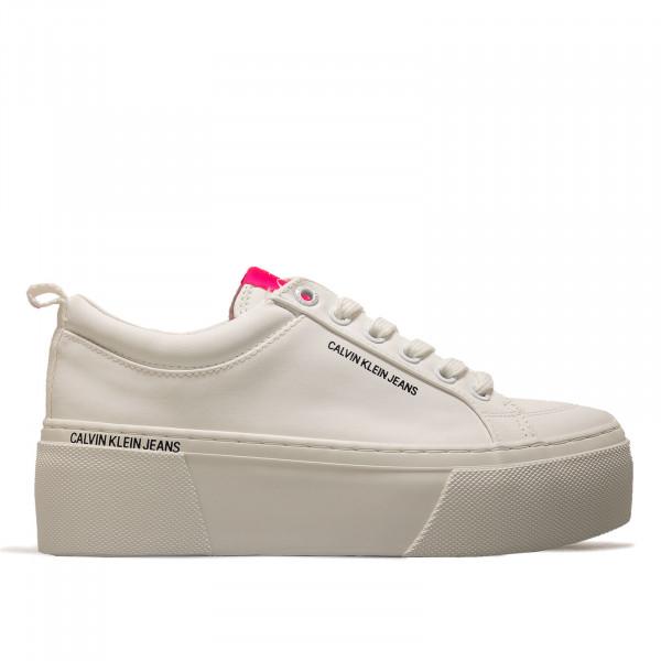 Damen Sneaker - Vulcanized 0435 - Bright White