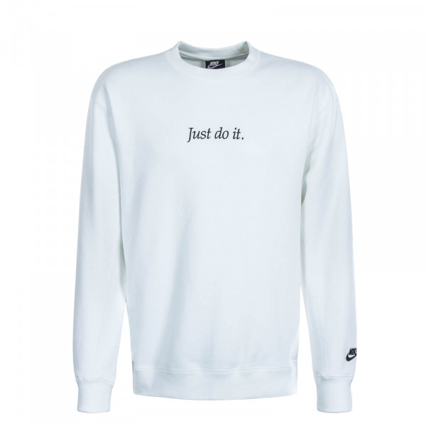 Herren Sweat NSW JDI 414 White Black