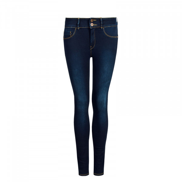 Damen Jeans Double Up 1 Dark Blue