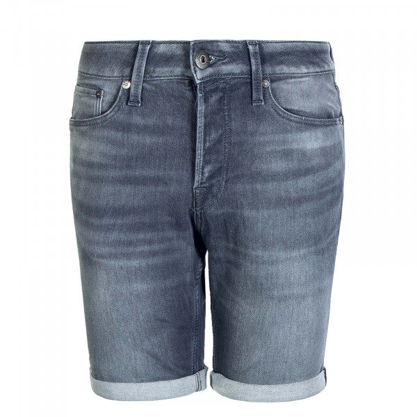 Herren Shorts JJRick JJIcon Grey Denim