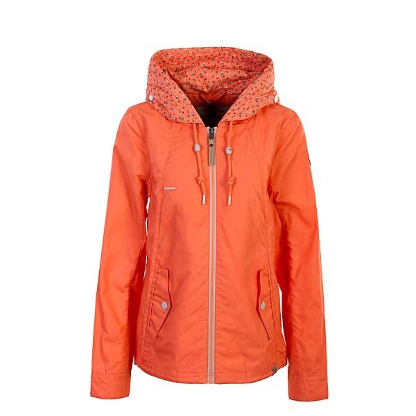 Damen Jacke Monica Orange