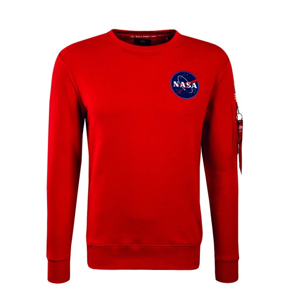Alpha Sweat Space Shuttle Red