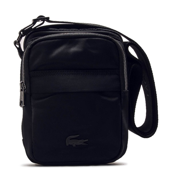 Lacoste Bag Vertical Camera 2197  Black
