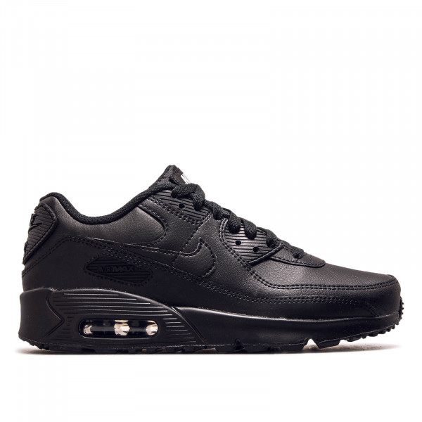 Damen Sneaker Air Max 90 Ltr GS Black