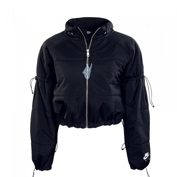 Damen Jacke NSW Air Syn Black White