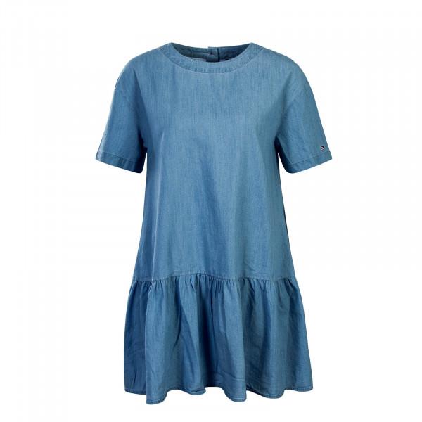 Tommy Dress TJW Droped Waist Light Blue