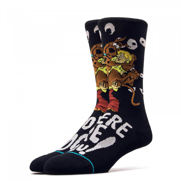 Stance Socks Scooby-Doo Where AreYou Blk