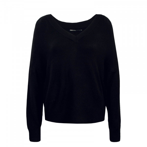 Damen Knit Orleans V Black