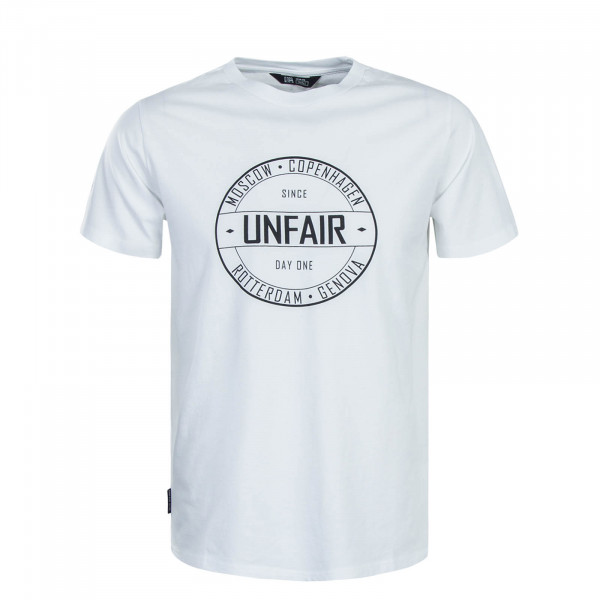 Unfair TS Tough City White