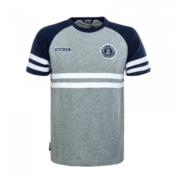 Herren T-Shirt DMWU Grey Navy