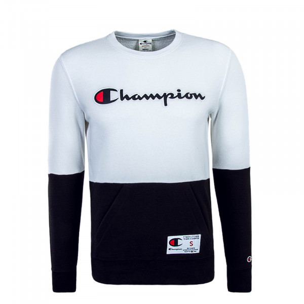 Champion Sweat 211914 White Black
