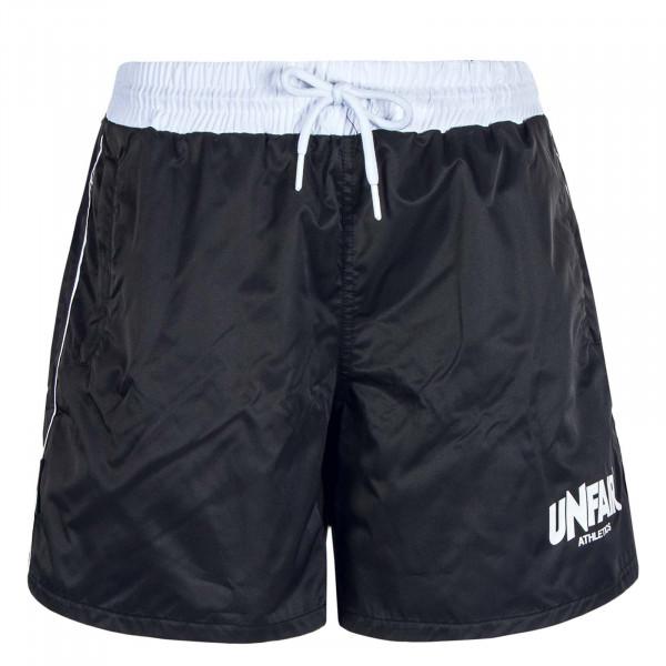 Herren Short Classic Label Swim Black