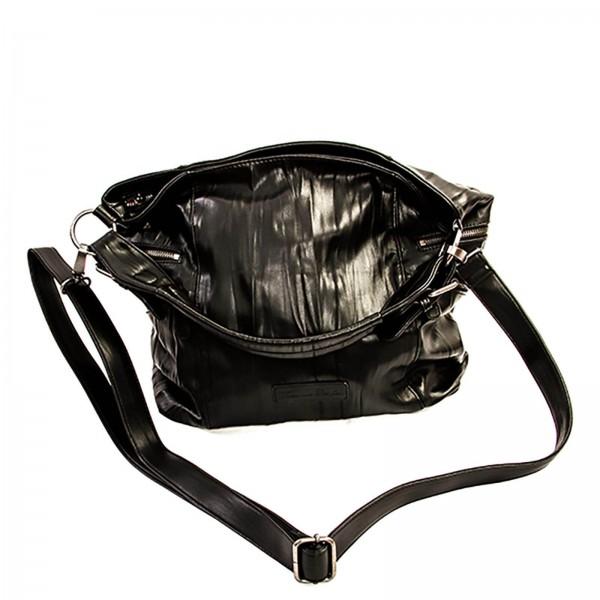 Fritzi Bag Cintja Nappa Black