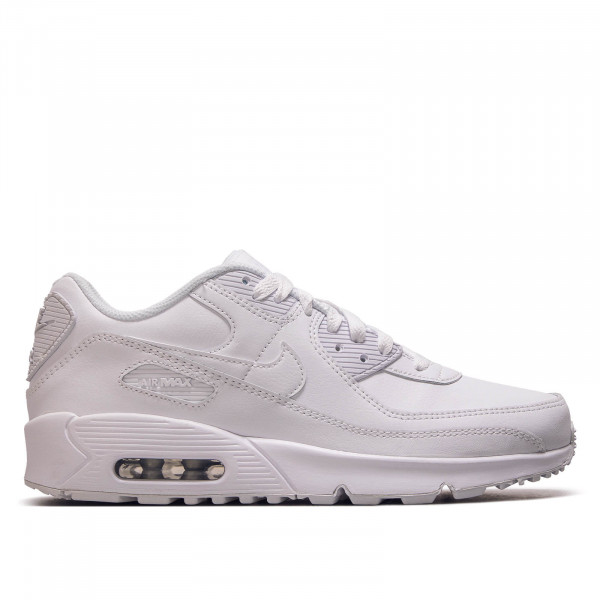 Damen Sneaker Air Max 90 LTR White White