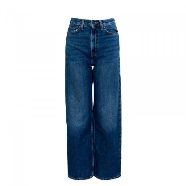 Damen Jeans - High Loose Show Off - mid blue