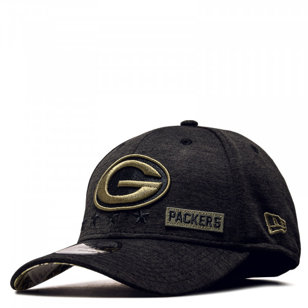 Cap NFL20 STS 3930 Packers Grey Olive