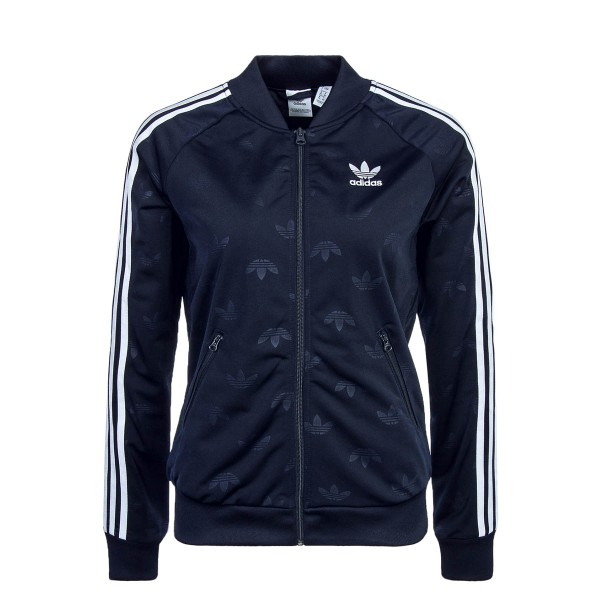 Adidas Wmn Trainingjkt SSTTrack Blue Wht