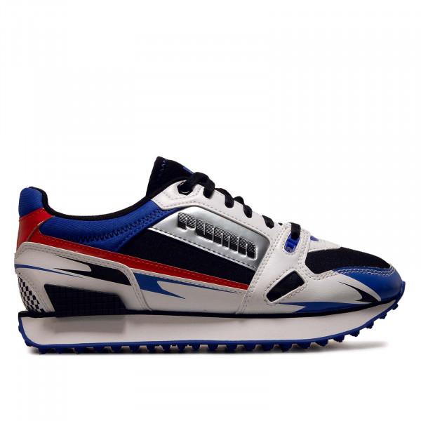 Damen Sneaker Mile Rider Sunny Gataway White Dazzl Blue