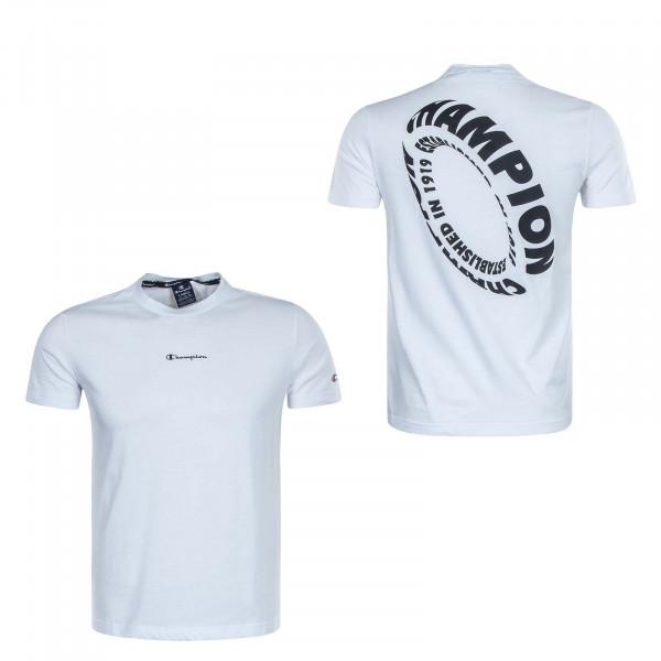 Herren T-Shirt 4228 White
