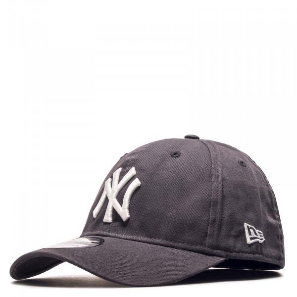 New Era Cap 39 Thirty NY Grey White