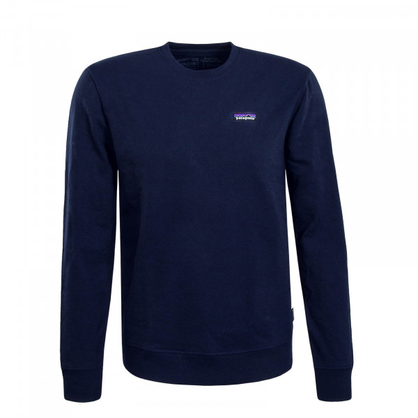 Herren Sweatshirt  P6 Label Uprisal Navy