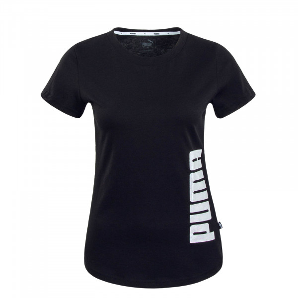 Damen T-Shirt Summer Black