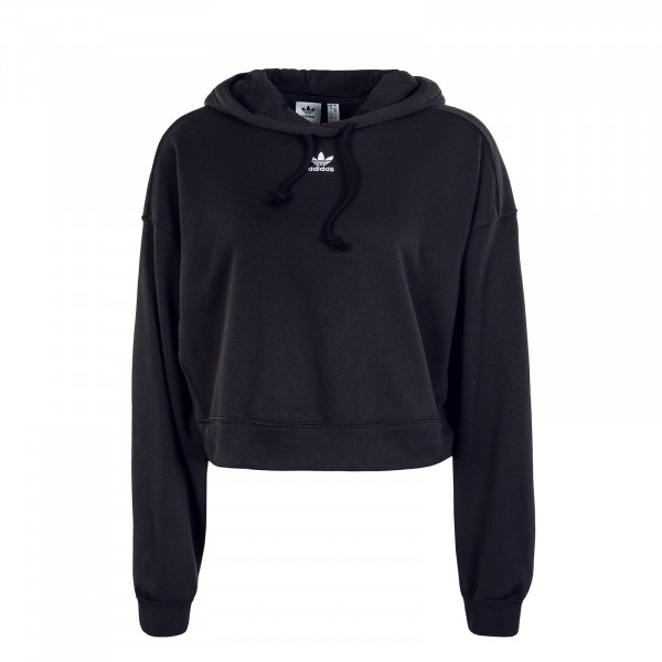 Damen Hoody - 4777 - Black