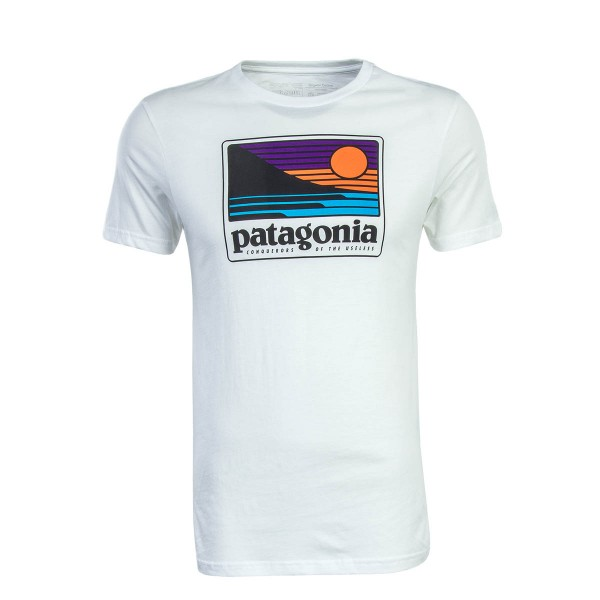 Patagonia TS Up &amp Out Organic White