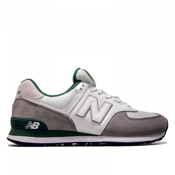 Herren Sneaker ML 574 NSA White Grey Green