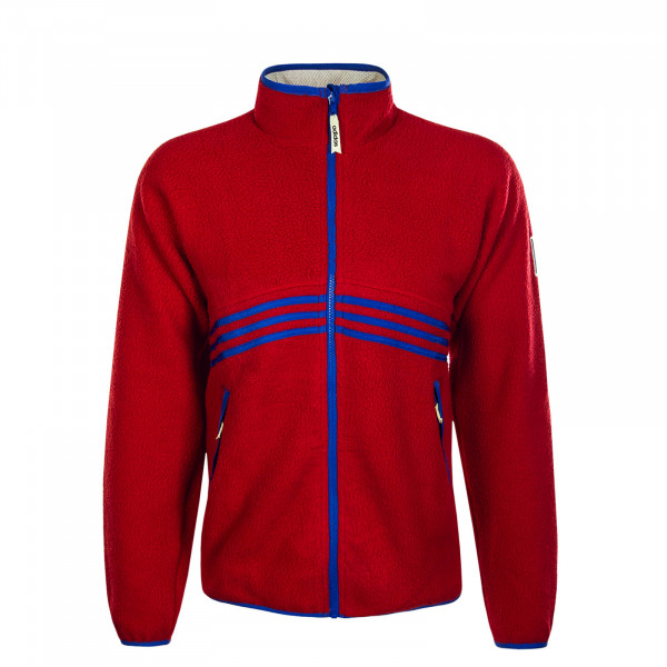 Herren Jacke Sherpa Full Red Royal