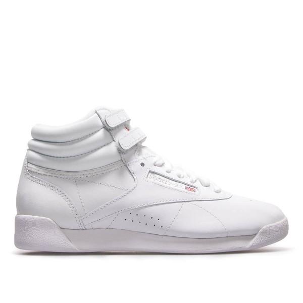 Damen Sneaker Classic Hi White
