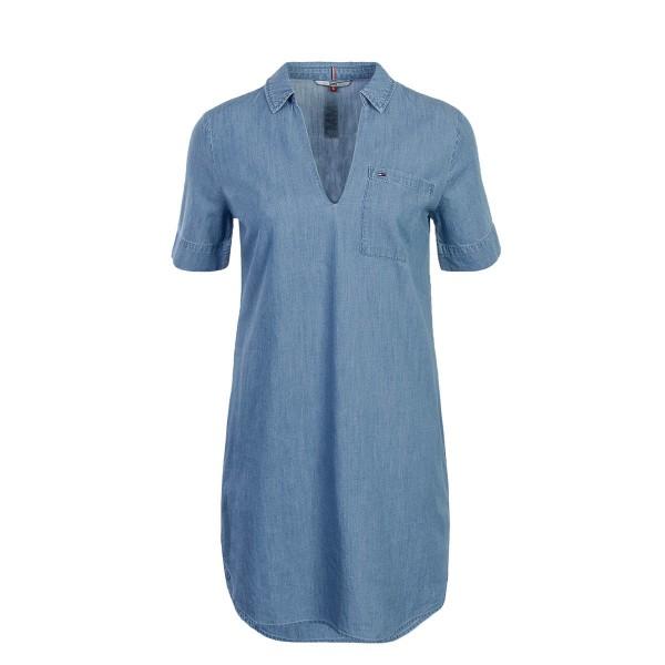 Tommy Dress TJW Indigo Blue