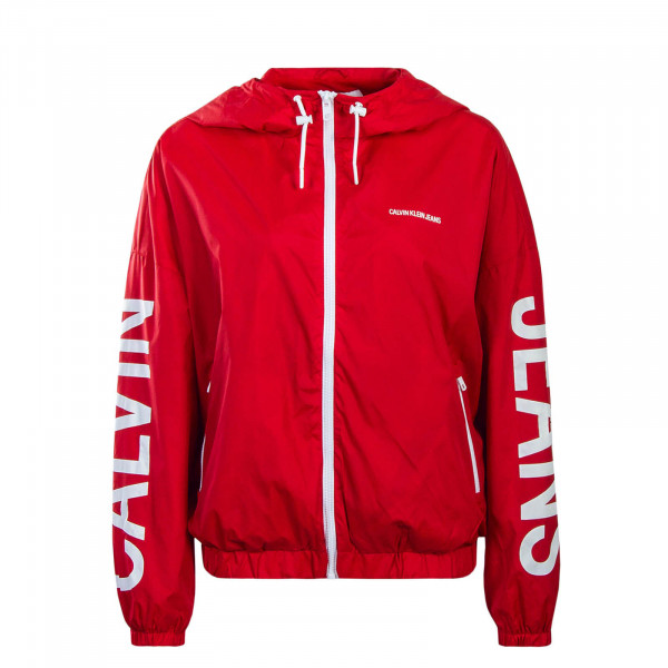 Damen Windbreaker 320 Red White